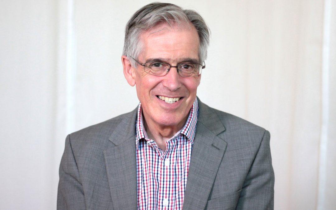 Forge Leadership Podcast Episode 15 : Rev Dr Hugh Osgood