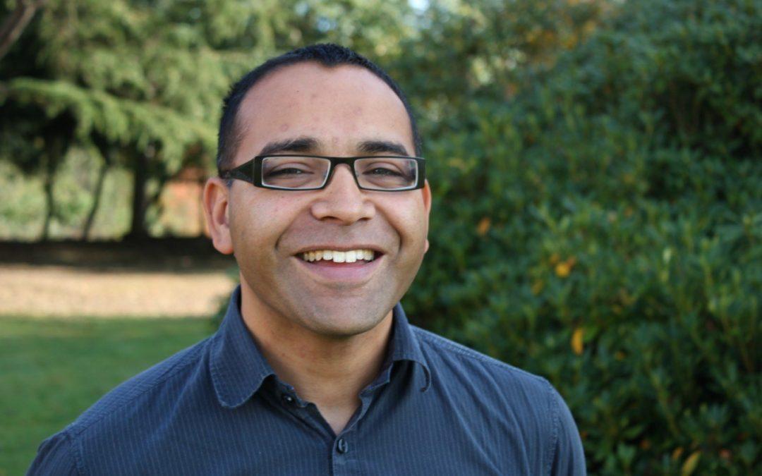 Forge Leadership Podcast Episode 14 : Dr Krish Kandiah